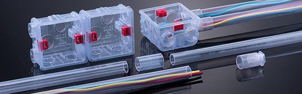 全能E家-PVC透明线管