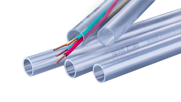 壹亿加PVC透明线管