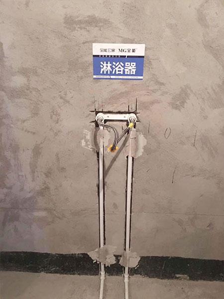贵州医科大学PPR管材管件案例现场-1