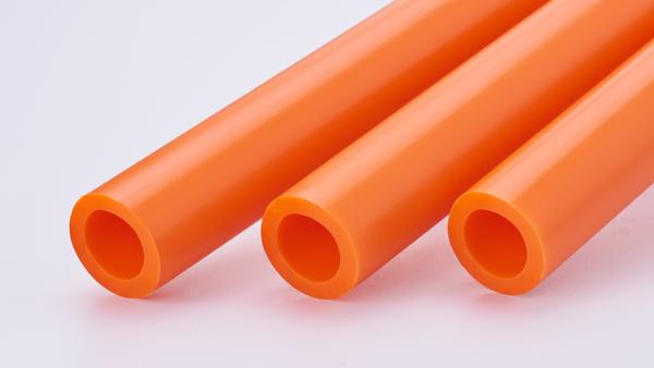 壹亿加橙色ppr纯塑管