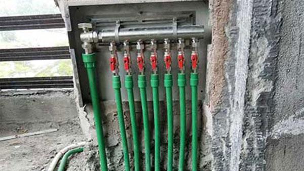 贵州医科大学PPR管材管件案例-全能E家
